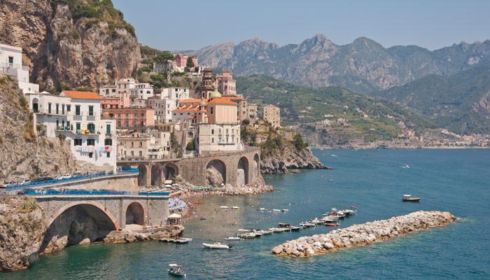 Escursione Amalfi