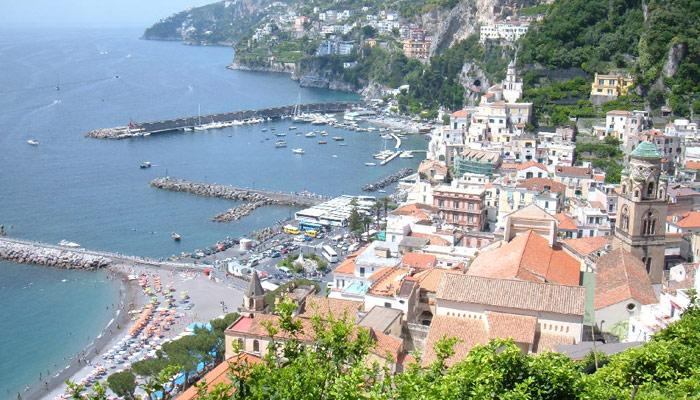 Escursione Amalfi Costiera Amalfitana