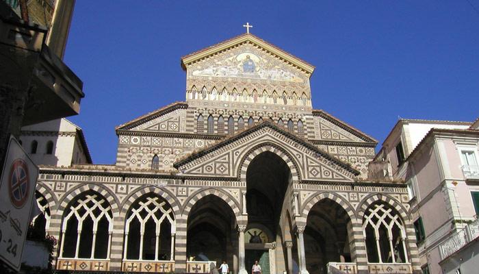 Escursione Costiera Amalfitana visita Duomo di Amalfi