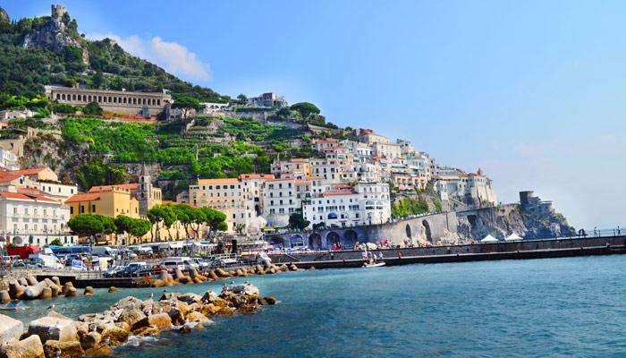 Escursione Amalfi Porto